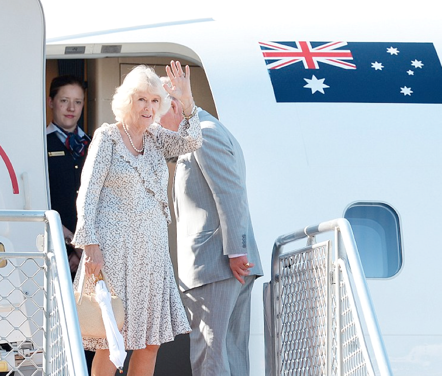 EFT Duchess of Cornwall fear of flying find your why